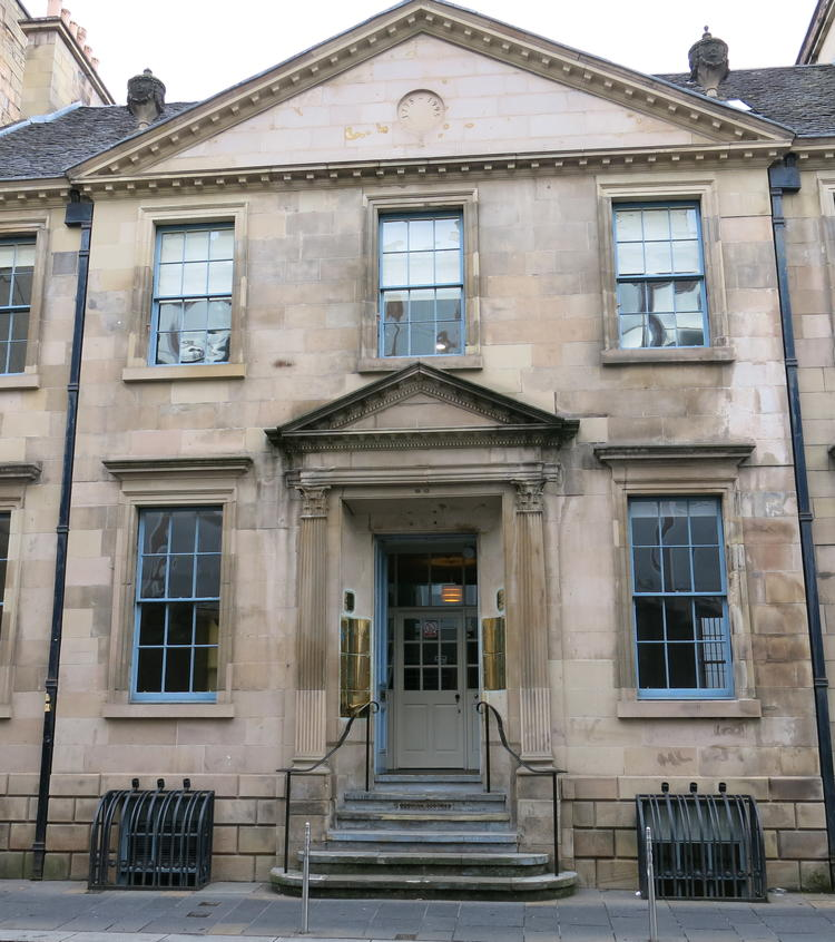 The Tobacco Merchants House, Glasgow
