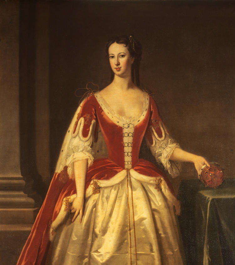 Susanna Kennedy, Countess of Eglinton, 1689 - 1780.